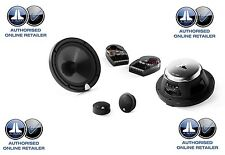 "JL Audio C3-650 6.5"" 17cm Car Component Or Coaxial Speakers 225w"