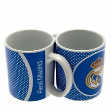 Real Madrid FC Crest Mug - Latest Bullseye Design