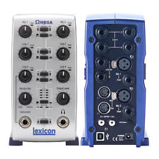 Lexicon Omega Studio 8-channel USB Audio Interface w/ Mic Preamp Mac PC New