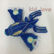 "Pokemon Alpha Sapphire Primal Kyogre Plush Soft Toy Stuffed Animal Teddy 11"""