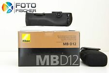 Original Nikon MB-D12 Batteriegriff *Top Zustand*