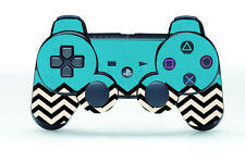 Special Custom Skin Sticker Cover Parts for PS3 Controller Playstation 3 Games