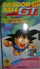 VHS - DE AGOSTINI/ DRAGON BALL GT - VOLUME 2 - EPISODI 2