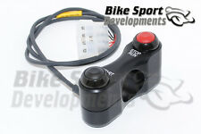KTM RC8  2 button handlebar switch assembly - Stop/Run and Start