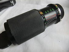 Camera lens for OLYMPUS SLR 80-205mm f 1:4,5- SUPER ORION 603042 MACRO   ..  N4