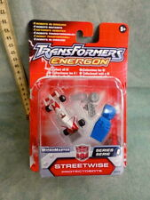 TRANSFORMERS ENERGON STREETWISE TOY ROBOT