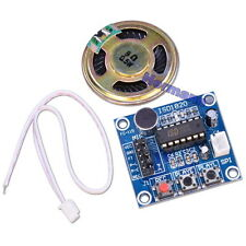 ISD1820 Voice Recording &Playback Modul Mic Sound Audio mit Lautsprecher Arduino