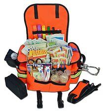 Lightning X Small First Responder EMT Trauma Bag Stocked First Aid Fill Kit B FO