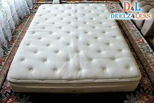Select Comfort Sleep Number Eastern King Size Mattress P6 Model Pump & Remote P5