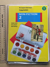 Longman Book Project Level 2: Non-fiction: Copymasters by Pearson Education 1994