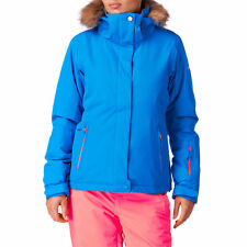 Roxy Jet Womens Snowboard Ski Jacket Ladies Winter Snow Coat M Blue