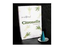Stamford 'Citronella ' Incense Cones - Insence! (N64)