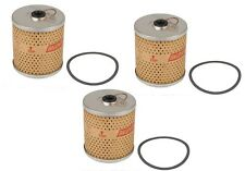 Oil Filter Tri-Pack  (3)  for Massey Ferguson TE20 & TO20 - USA MADE BY BALDWIN