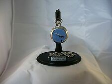 black pocket watch display stand and for chain