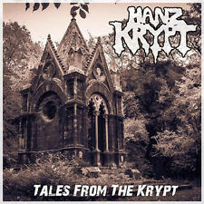 HANZ KRYPT - Tales From The Krypt (NEW*US 80's DOOM METAL*BLACK SABBATH*S.VITUS)