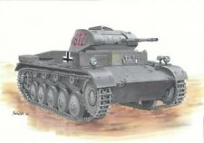 Attack AT72880 1/72 WWII German PzKpfw II Ausf B
