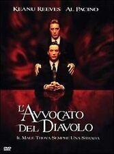 Dvd L'AVVOCATO DEL DIAVOLO - (1997)   ......NUOVO
