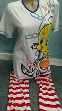 "Tweety pie top +trousers pyjamas size S/10  *B.N.W.T* (Tweetie Pie"")"
