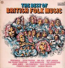 Various Folk(Vinyl LP)The Best Of British Folk Music-Contour-2870 313-U-VG/VG