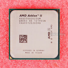 AMD Athlon II X2 270 3.4 GHz Dual-Core CPU Processor ADX270OCK23GM Socket AM3