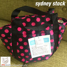 Japan Thermo Insulated Lunch Bag keeping cool & warm Lunch Picnic tote dot bag