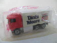 HOTWHEELS KENWORTH CABOVER 'DINTY MOORE BEEF STEW' RARE PROMO LORRY. MINT/SEALED