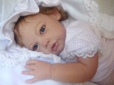 SALE! Ella Mae Custom Reborn Doll Jannie de Lange Toddler Little Darlins Nursery