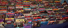 CHICAGO IL Local Pickup _ RARE HORROR VHS lot HUGE collection 292 ALL DIFFERENT