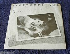Fleetwood Mac 1979 Warner Brothers 45rpm Tusk b/w Never Make Me Cry