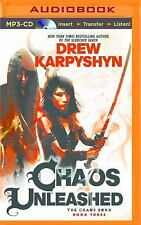 The Chaos Born: Chaos Unleashed 3 by Drew Karpyshyn (2015, MP3 CD, Unabridged)