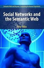 Social Networks and the Semantic Web (Semantic Web and Beyond)-ExLibrary