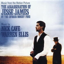 THE ASSASSINATION OF JESSE JAMES BY THE COWARD ROBERT FORD (BOF) - CAVE NICK...