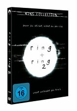 2 DVDs *  RING COLLECTION - THE RING 1 + 2  - Naomi Watts  # NEU OVP =