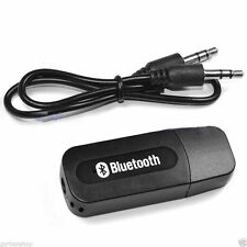 Wireless USB Bluetooth 3.5mm Ricevitore Stereo Musica Audio Adapter Dongle