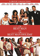 BEST MAN/BEST MAN HOLIDAY (DVD, 2015, 2-Disc Set) NEW