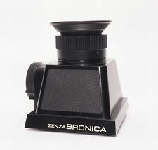 """""""Excellent+++"""" BRONICA SQ CDS Metered Chimney Finder for SQ SQ-A SQ-Ai #010"""