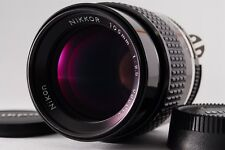 【EXC++++】 Nikon Nikkor AI-S 105mm F/2.5 AIS MF Lens F Mount from Japan #1458