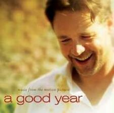 A GOOD YEAR ORIGINAL SOUNDTRACK CD NEUWARE