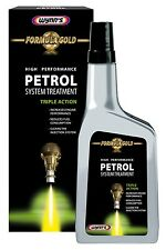 WYNN'S FORMULA GOLD HIGH PERFORMANCE PETROL INJECTION SYSTEM TREATMENT CLEANER