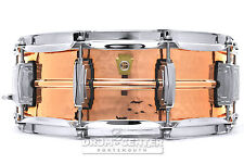 Ludwig Copper Phonic Snare Drum 14x5 Hammered - LC660K