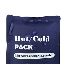 Reusable Medical Ice Hot Cold Pack Cooling Pad Bag Microwavable Physical Therapy