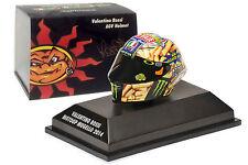 Minichamps Valentino Rossi Casco Agv MotoGP Mugello 2014-escala 1/8