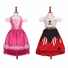 FAIRY PRINCESS UK,Reversible 2 in 1 Princess and Pirate Travis Costume, Age 2/3