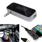 3.5mm Port Wireless Car Radio FM Transmitter Player for MP3 MP4 iPod iPhone