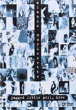 11348 // ALANIS MORISSETTE: JAGGED LITTLE PILL, LIVE DVD NEUF