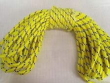 "Double Braid Polyester 1/2""x 150 feet arborist rigging tree rope line"