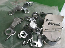 N.O.S lot de 10 collier 763 HURET DERAILLEUR old french vintage bike velo