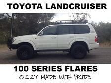 TOYOTA LANDCRUISER 100 SERIES 4WD FLARE KIT WITH FITTING KIT