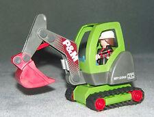 Playmobil Construcción Mini Digger/Excavadora 3279 en muy buena condición