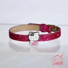 Hello Kitty / Betty Boop Charm Bracelet Wristband